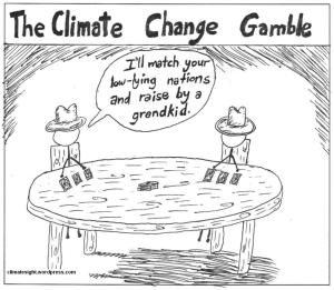 The Climate Change Gamble